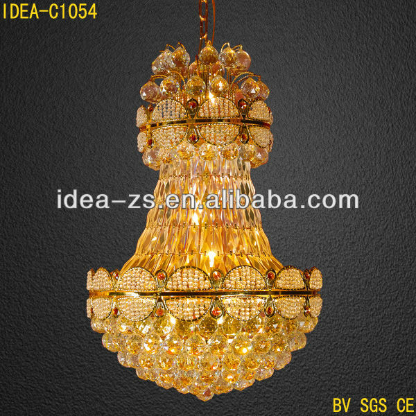 C1054 hotel chandalier, raimond lamp, hotel lamps ceiling