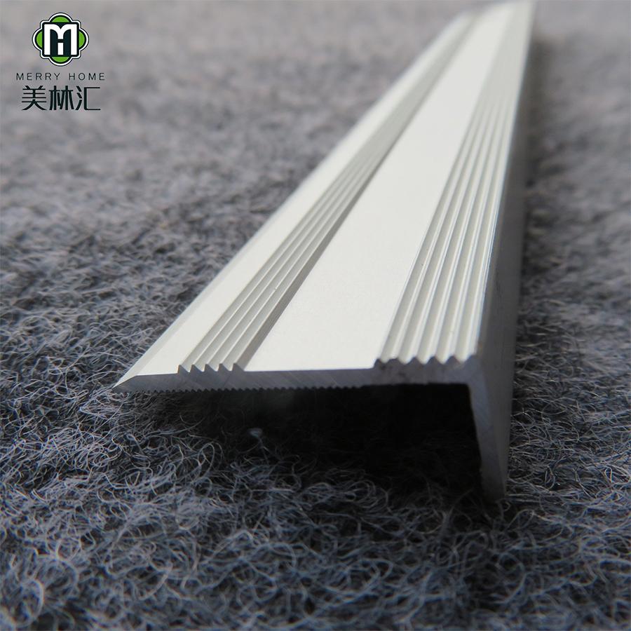 Aluminum stair nosing for woodlaminate floortile buy stair aluminum stair nosing for woodlaminate floortile dailygadgetfo Gallery