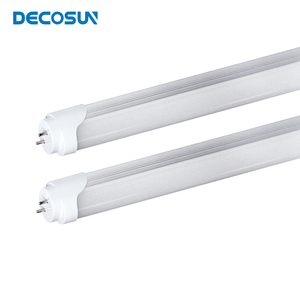 Brightest 18 Watts T8 School Led Tube Lighting Replacement 4Ft T8 Led Tube Light Residence 18W 1.2M Full Pc Led Tubes