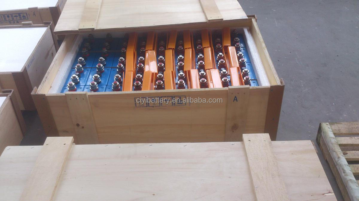 Super Quality Nife Battery 12v 24v 48v 100ah Nickel Iron