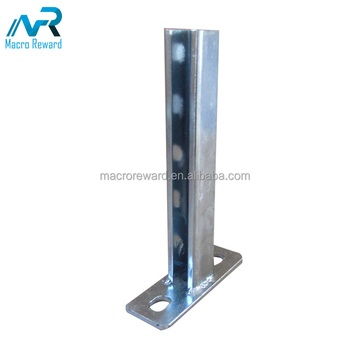 High Quality Hot-Dip Galvanized Strut Channel Fittings Channel Brackets