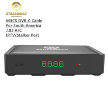 USB HD DVB-C Receiver with Conax CAS
