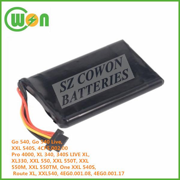 Nueva Batería de repuesto para las rutas TomTom XL IQ