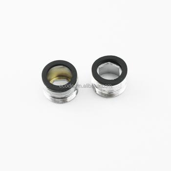 Male Thread M22 Universal Shower Hose Adapter Brass Faucet Aerator Adapter  Sink Faucet Adapter