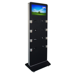 21.5 Inch Restaurant Lockers Cell Phone Charging Station