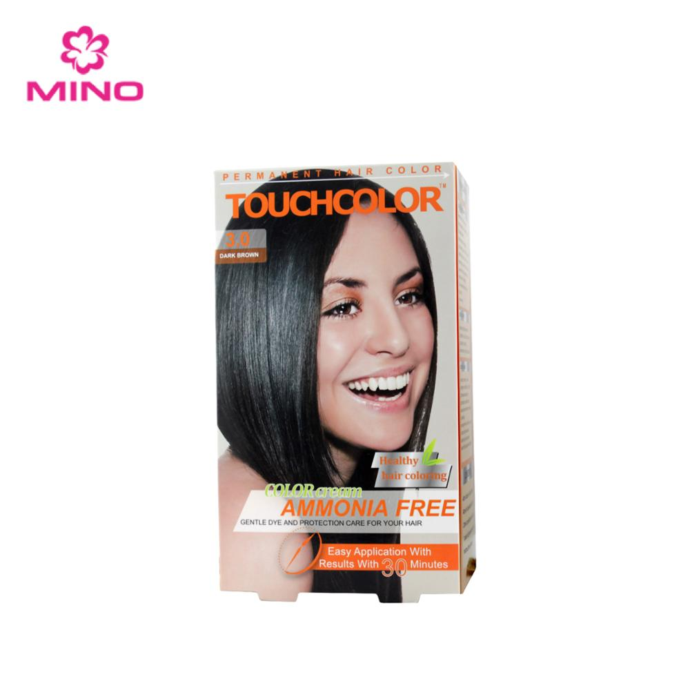 Private Label No Ammonia No Peroxide Hair Color Natural Blond Buy