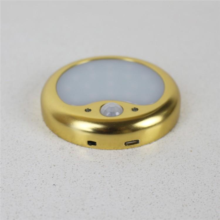 12V/Battery Powered LED Lighted Aluminum Profile For Wardrobe PIR Sensor  LED Closet Rod 0.4