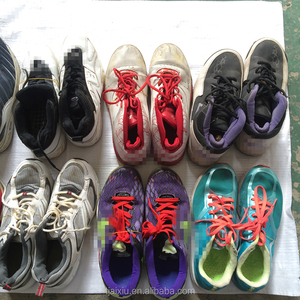 Cheap 25kg bales Men sports bulk used shoes for sale