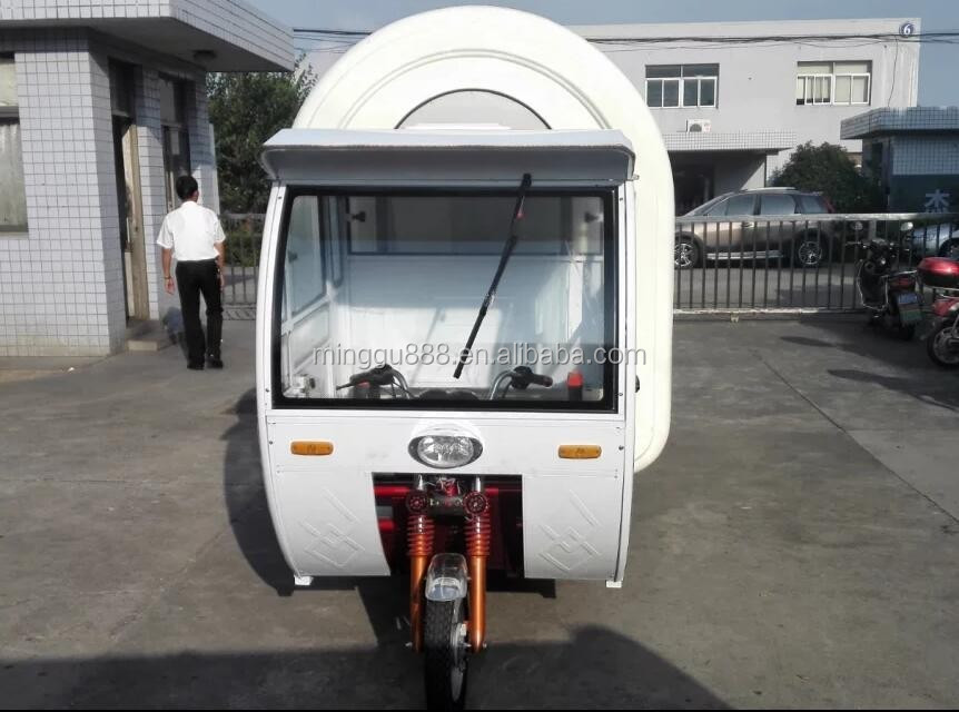 Carrito de helado ice cream cart for sale food station - Remorque cuisine mobile ...
