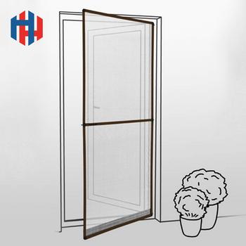Mosquito Insect Net Mesh Guard For Doors / Instant Door Screen 95x210cm