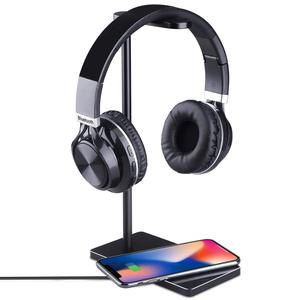 Newest Headphone Holder Stand Wireless Charger For PHONE Charging