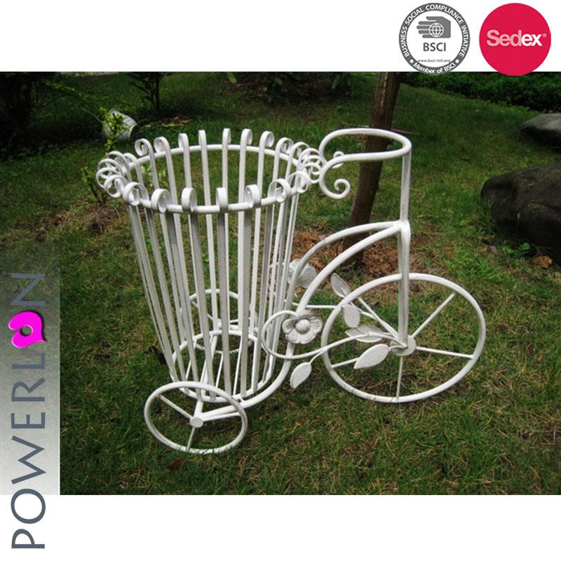 Antique Design Metal Bicycle Garden Ornament