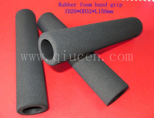 Custom Nbr Neoprene Epdm Handle Cover Extruded Foam