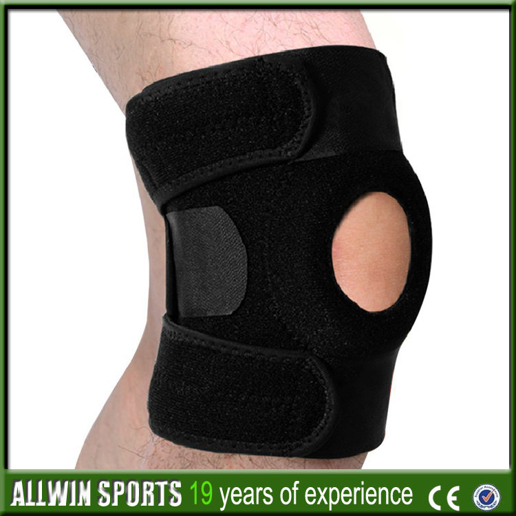 classical waterproof neoprene knee brace for protection