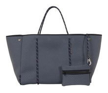 perforated bag neoprene beach tote with special rope