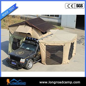 4x4 Car accessories canvas roof top tent for jeep & 4x4 Car Accessories Canvas Roof Top Tent For Jeep - Buy Roof Top ...