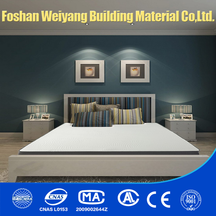 WYNF-7 Bedroom furniture shopping for hotel with mattress memory foam
