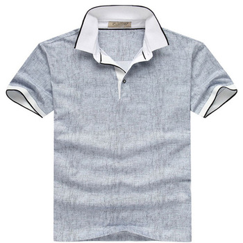 0cc0db58178 50 polyester 38 cotton 12 rayon custom casual polo t shirt no minimum  printed in china