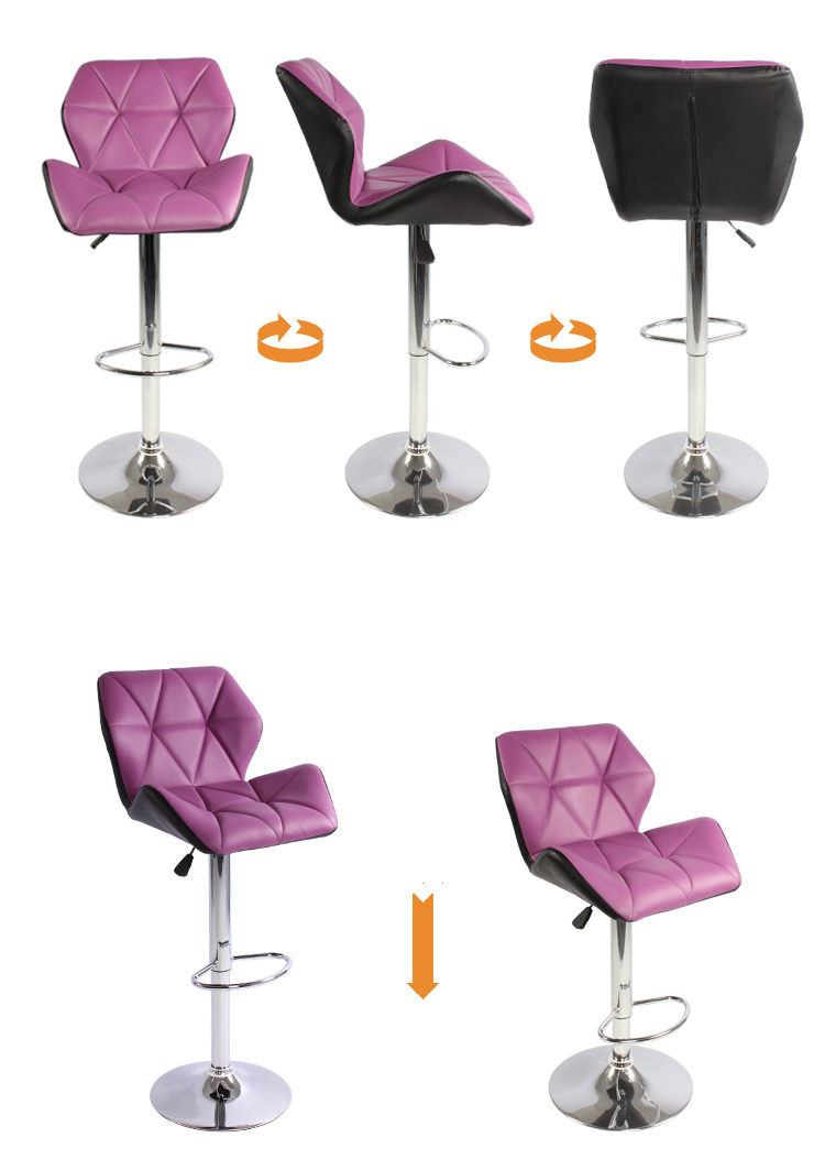 Wholesale professional design simple style purple chair king bar stools  sc 1 st  Alibaba & Wholesale Professional Design Simple Style Purple Chair King Bar ... islam-shia.org