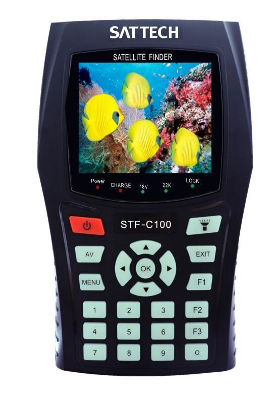 new digital satellite finder best selling satellite meter