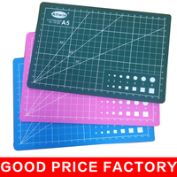 Professional self healing cutting mat factory produces high quality and good price a5 a4 a3 a2 pvc healing cutting mat