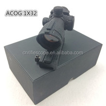 ACOG 1x32 EG rifle optic rifle scope for airsoft parts police and military equipment