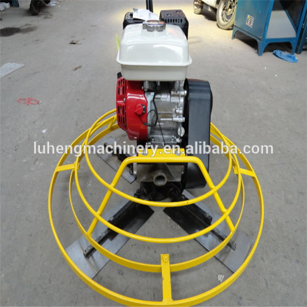 Factory gasoline walk behind aluminium concrete power trowel Concrete Trowel Machine