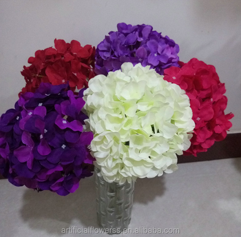 25 cm diameter dark purple artificial silk hydrangea flowers buy 25 cm diameter dark purple artificial silk hydrangea flowers mightylinksfo