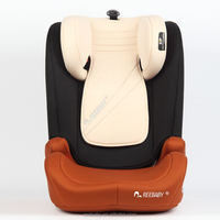 ece standard baby car seat with isofix system car booster seat