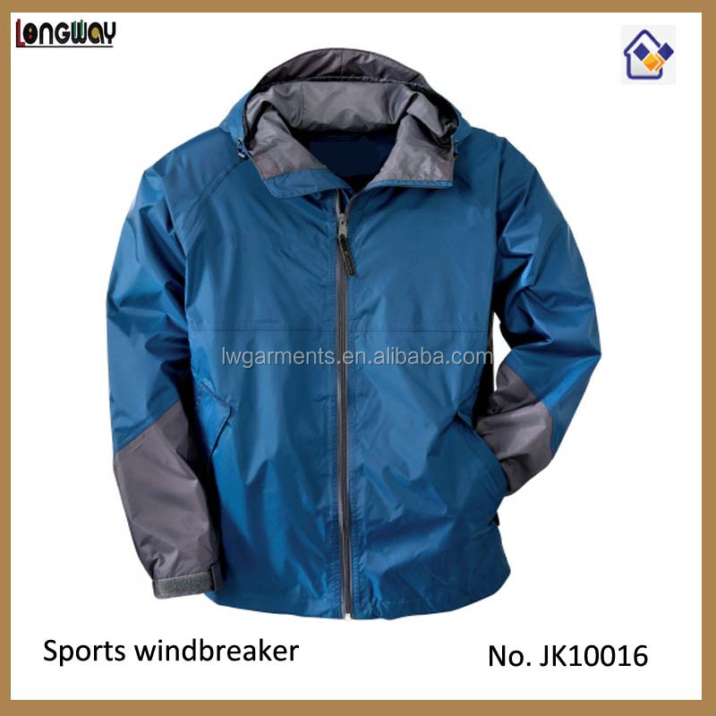 2016 MENS WATERPROOF RAIN JACKET
