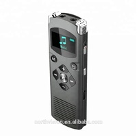 Rechargeable 8GB Mini USB Flash Digital Audio Sound Voice Recorder