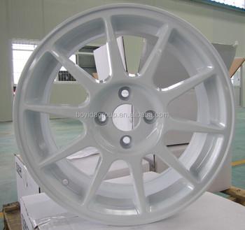 16x7jj White Alloy Wheel,Car Wheel Rims Made In China