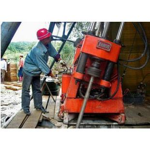 200M Hydraulic Core Top drive head deep crawler Geotechnical mounted rotary Exploration Small Water Well Drilling Rig Machine