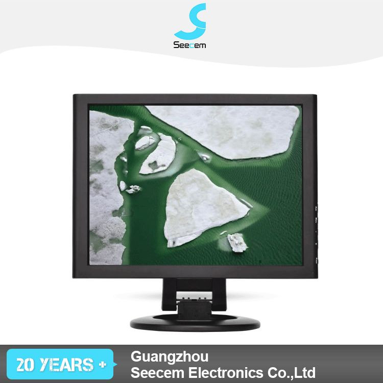 Computer hardware monitor led lcd TV 17 inch monitor price