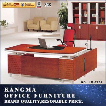 Modern Furniture Bangkok office furniture bangkok modern solid wood executive desk|high