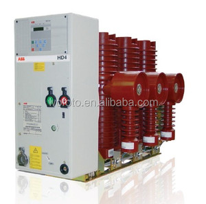 HD4 40.12.31 ABB SF6 Circuit Breaker