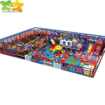 kids toys indoor playground entertainment center amusement park for sale