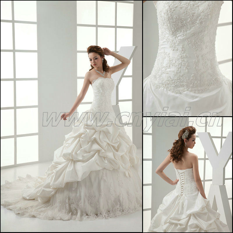Victorian Ball Gown Wedding Dresses Wholesale, Wedding Dress ...