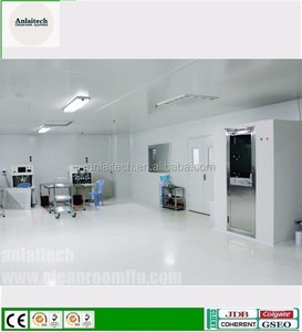 Clean room Package equipment for Cosmetic industry
