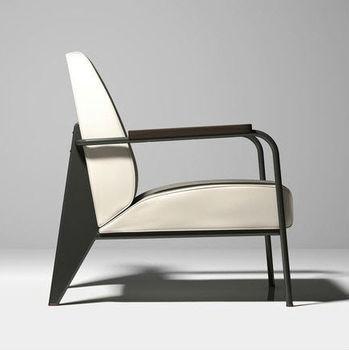 prouve fauteuil de salon chair replica buy prouve. Black Bedroom Furniture Sets. Home Design Ideas