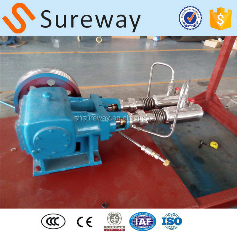 Top Rank and Good Service Cryogenic LNG/CNG/LO2/LN2/LAr/LCO2 Filling Pump for Gas Station