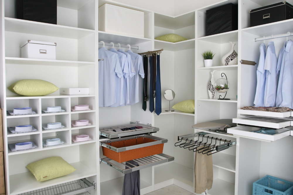 Cheap Customized Wall Mounted Steel Wardrobe Cabinet /bedroom ...