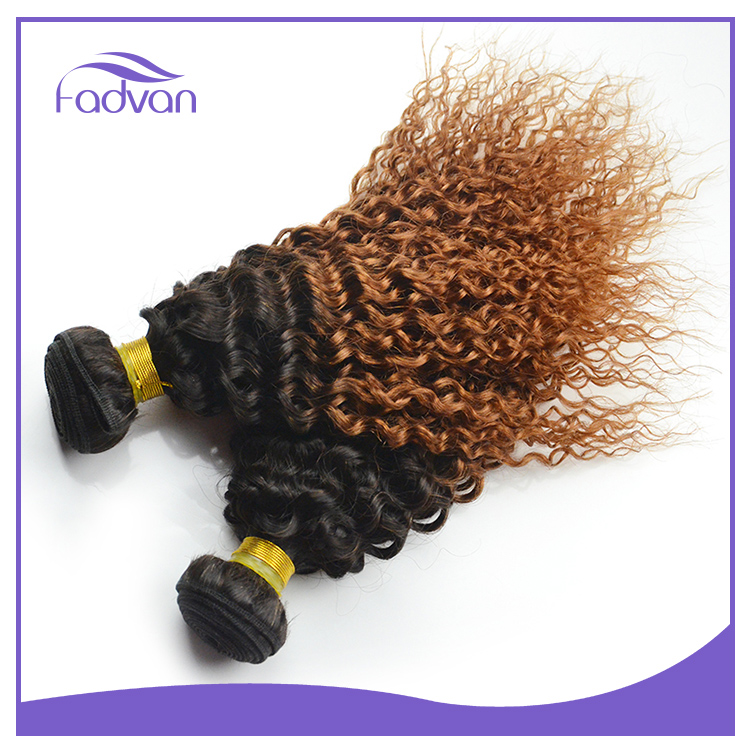 100% top quality 5a deep curl brazilian hair weave short curly brazilian hair extensions