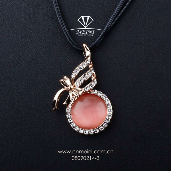 brand of meini jewelry latest model fashion necklace wholesale