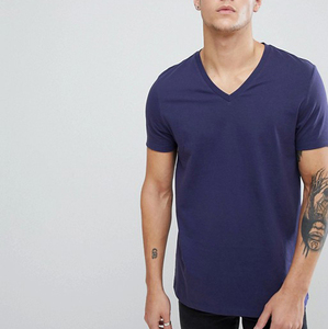 a5b9975d China Plain V Neck T Shirt Men, China Plain V Neck T Shirt Men  Manufacturers and Suppliers on Alibaba.com