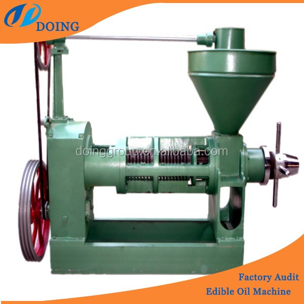 Factory making oil extraction sunflower / corn / soybean oil extracting machines