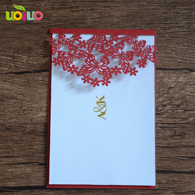 Thick greeting card wholesale greeting card suppliers alibaba wholesale laser cut wedding invitation card printing thick greeting card printing gold white and other m4hsunfo