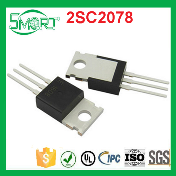 Smart Electronics Good Quality 2sc2078 C2078 To-220 Triode Transistor - Buy  Transistor,Triode,2sc2078 Product on Alibaba com