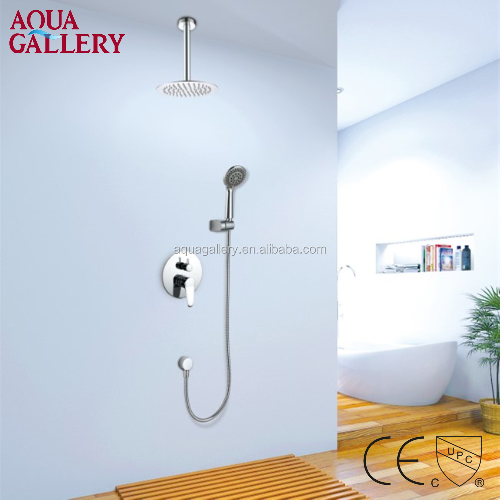 Wall Mounted Hot And Cold Hidden Water Tap Shower Mixer, Wall ...