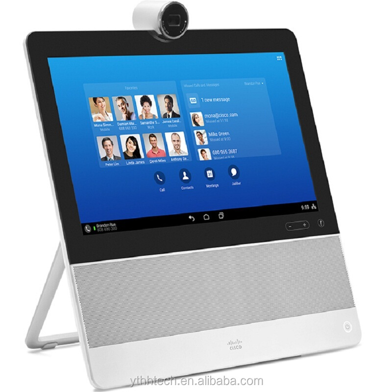 Nieuwe verzegelde Cisco CP-DX80-K9 23in 1080 p Touchscreen Video Conferentie Systeem